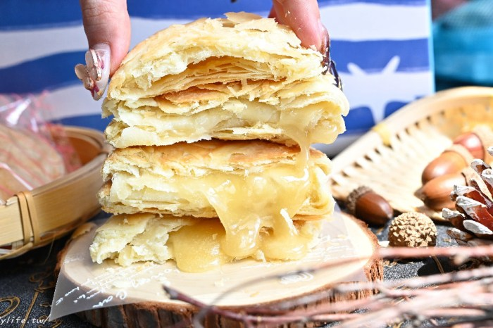 意緣食品│會勘西的太陽餅在這裡,外皮酥脆,內餡香甜不膩,還有預訂才吃得到蛋黃酥,台中伴手禮推薦~