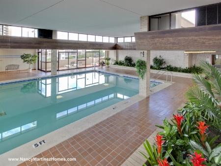 Athena indoor pool