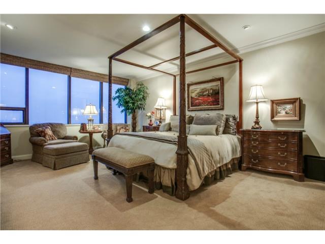 Athena unit 1416 Master Bedroom 1