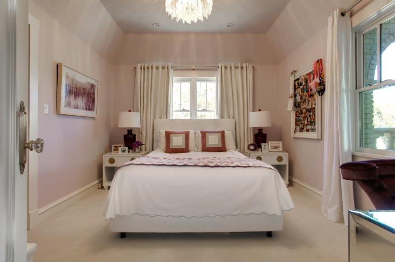 Crestline bedroom