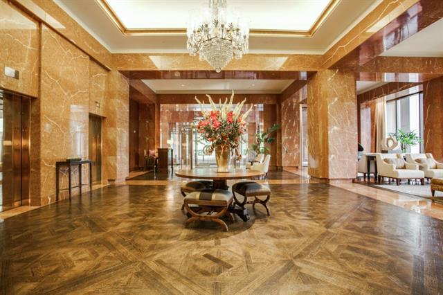 Claridge Lobby