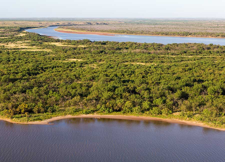 Waggoner Ranch Red River