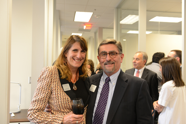 Lisa Piccardo - SIR Corporate - and John Maluso