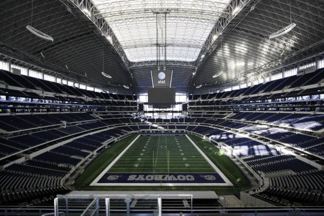 AT&T Stadium is home to the Dallas Cowboys, but what city is better for football-loving homeowners: Dallas or Green Bay?