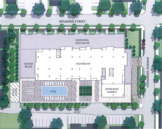 Latest 2728 Welborn Site Plan