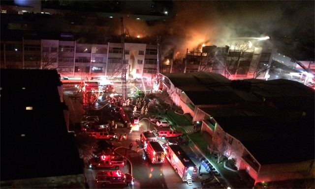 P Place Fire 5
