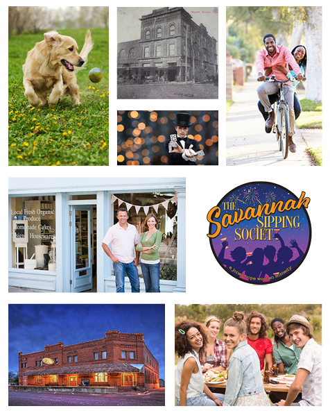 Corsicana - Things to do