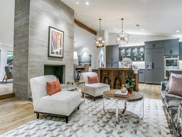 This 1960's Remodel by Spruce Designs is a Modern Masterpiece | CandysDirt.com