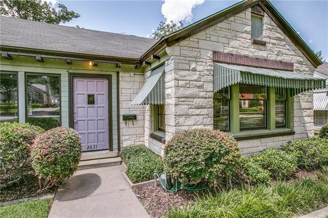 Kessler Plaza Stone Cottage | CandysDirt.com