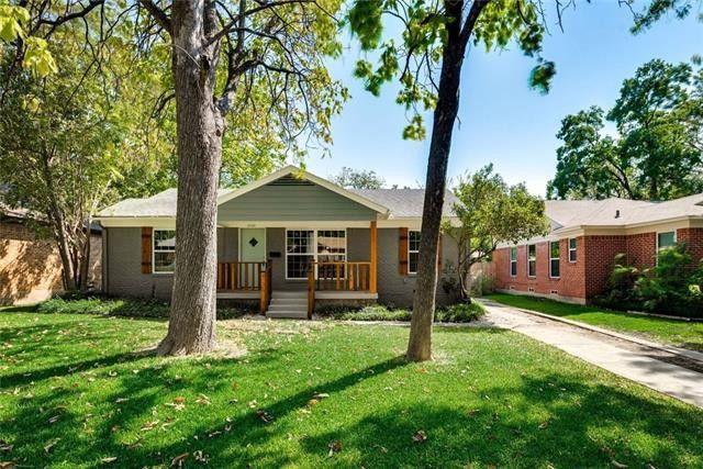 Adorable Casa View Oaks Cottage with Big Updates Won't Last Long   CandysDirt.com