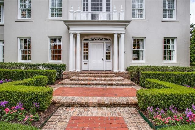 Highland Park Colonial Revival
