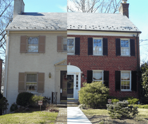 Is Painted Brick A Good Idea For Fort Worth Homes Ask Seth Fowler