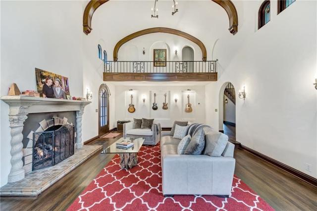 Spanish Revival flair