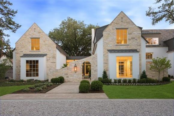 Texas transitional estate