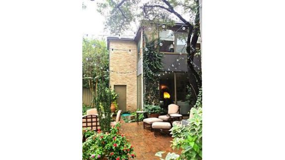 4316 Arcady Backyard