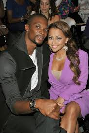 Chris and Adrienne Bosh
