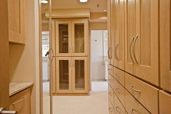 LaTour penthouse master closet hers