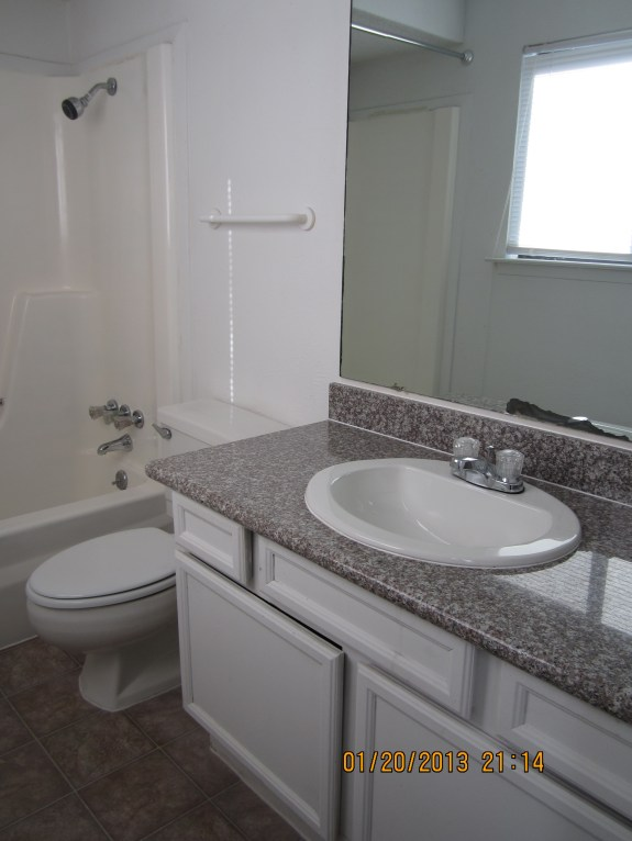 Townhome Bathroom