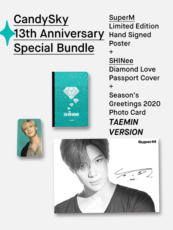 Taemin Bundle Set #2