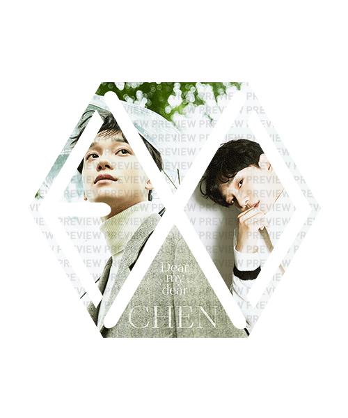 Chen Dear My Dear Ver 1