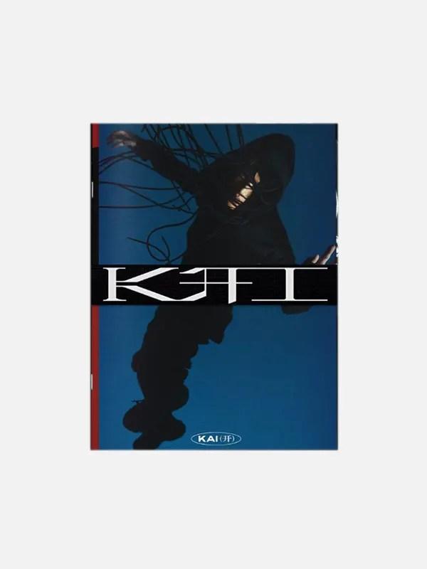KAI 카이 The 1st Mini Album [KAI (开)] - Photobook Ver. – Y