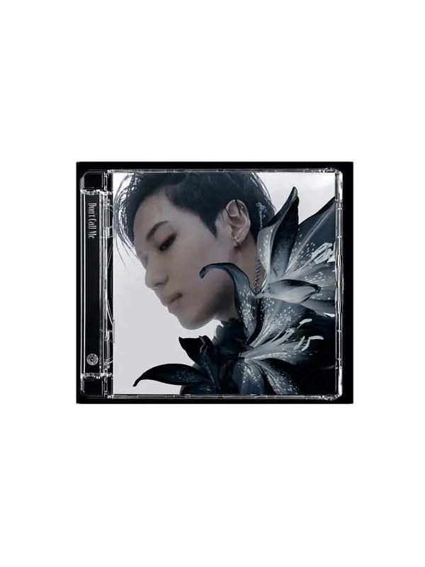 "SHINee 7th Album ""Don't Call Me"" Jewel Case Ver. TAEMIN"