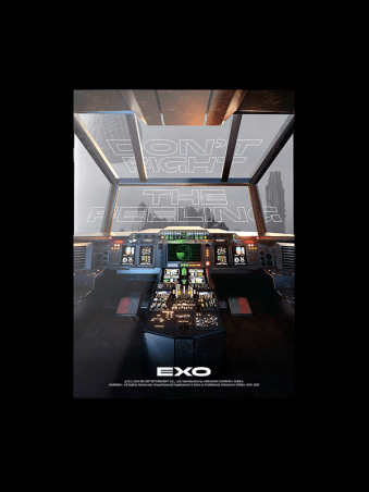 EXO Special Album Don't Fight The Feeling - Photobook Version