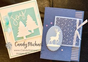 Candy's Christmas Card Class December 1st
