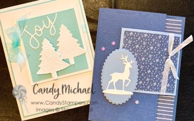 Candy's Christmas Card Class December 1st