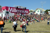 Vista do Stand do Millennium