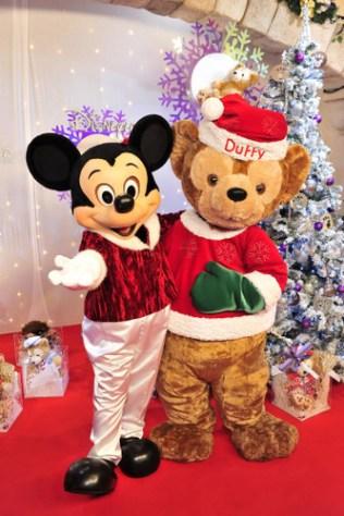 Duffy, o novo amigo do Mickey