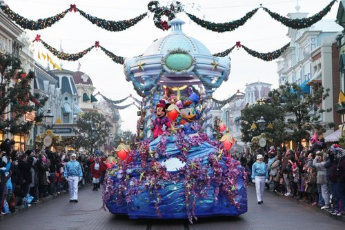 Disney Magic on Parade_1