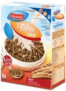 Cereais Nacional +Fibra Total