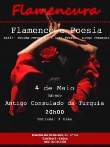 Flamencura cartaz 4 de maio 2013