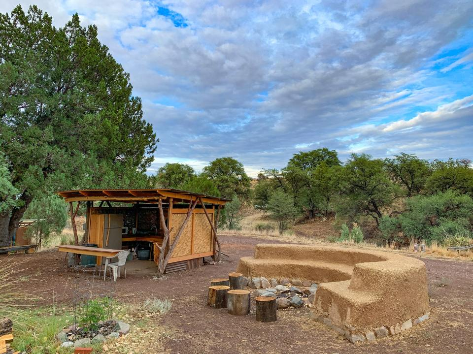 Outdoor Kitchen and Camping