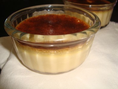 Flan Cambodgien au caramel 3