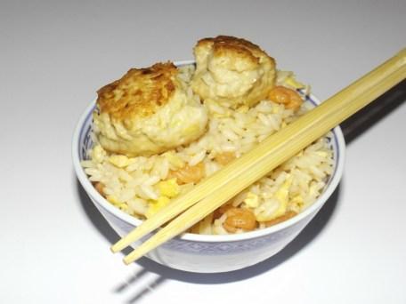 TSUKUNE ( Boulettes de poulet japonaises )2