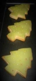 Biscuits à la vanille ( pour Noël ) (2)