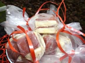 Bonbons salés au foie gras5