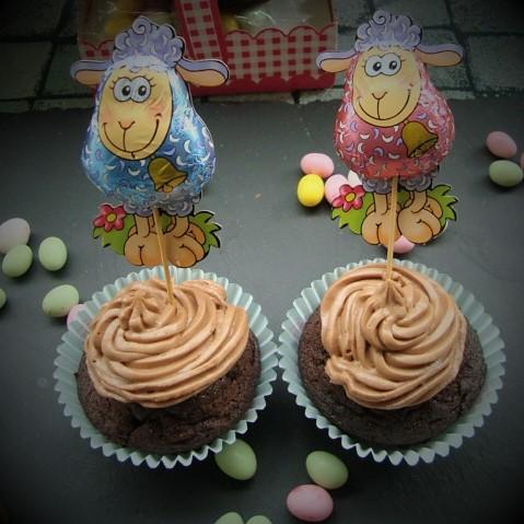 Cupcakes au Nutella (2)