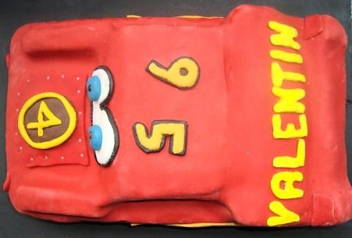 Gâteau cars en pâte à sucre3 (2)