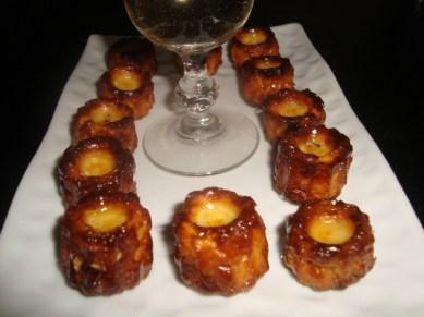 Mini-cannelés au foie gras2