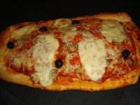 Pizza Regina maison