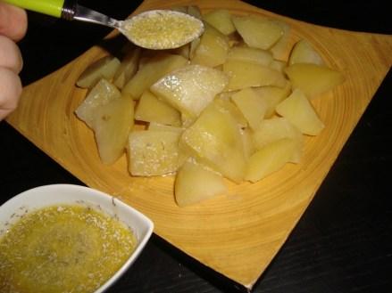 Sauce de salade allégée à l'aneth2