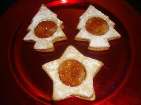 Linzerringe petits sablés Allemands spécialité de Noël.jpg