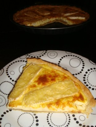 Quiche au camembert2