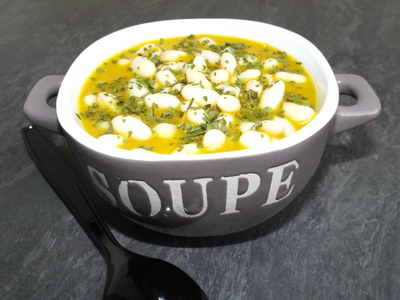 Soupe de légumes à la Grecque
