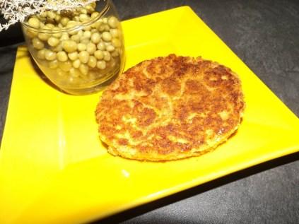 Croquettes de purée aux fromages2