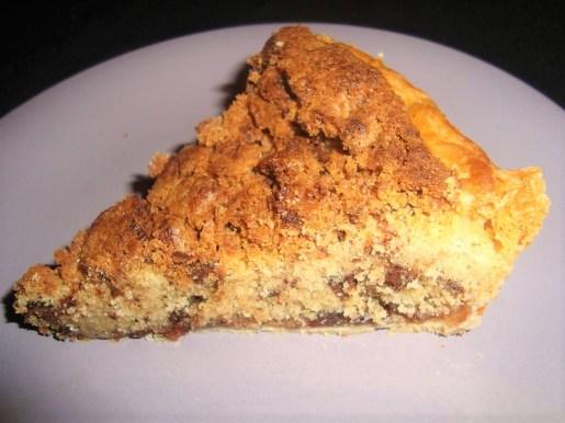 Tarte crumble de cookies à la confiture de fraises2 (2)