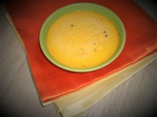 crème à la courge et à la vanille (2)